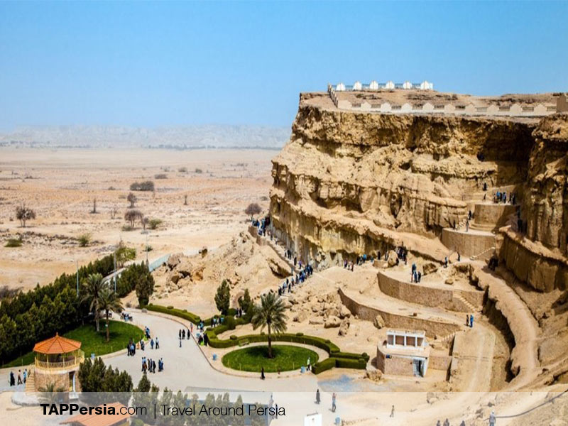Top 10 Attractions In Qeshm Island - Khorbas Cave
