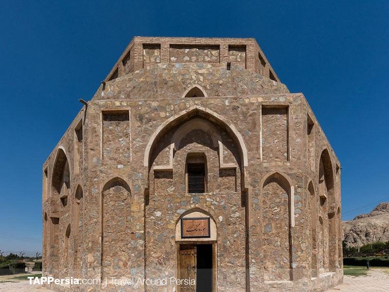 Gonbad-e Jabaliye - Iran