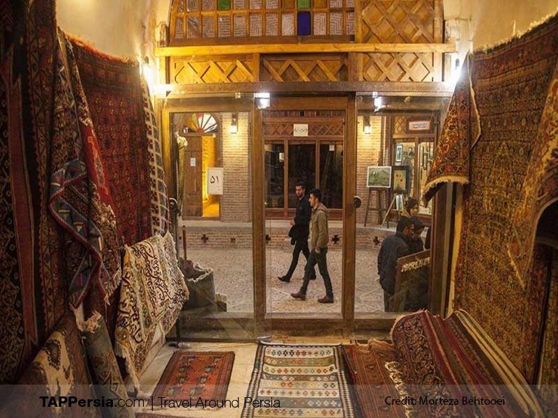 Shotorkhan Serai - Iran