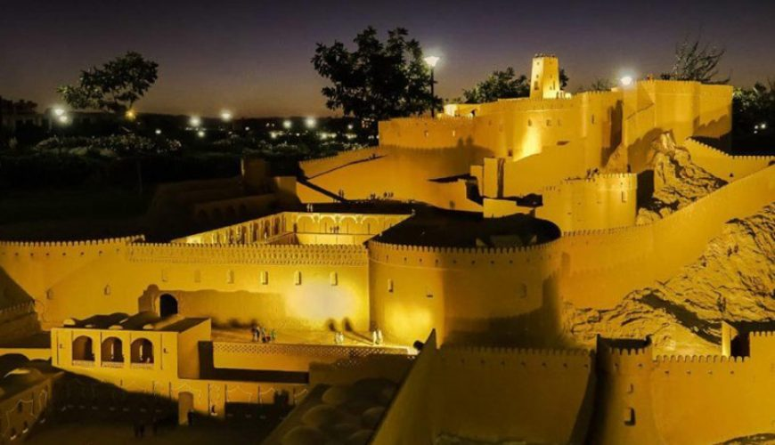 the greatest castles, fortresses, and citadels in Iran - Iran