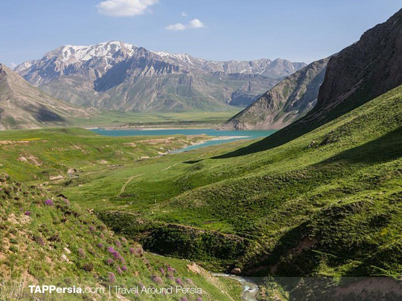 Lar National Park - Cycle in Iran