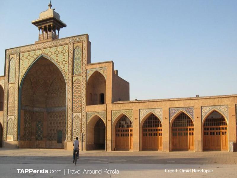 Masjed Al-Nabi - Qazvin -Iran