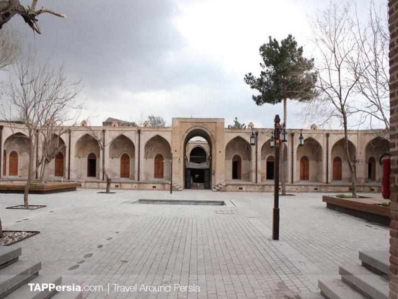 Sa'd al-Saltaneh Serai - Iran