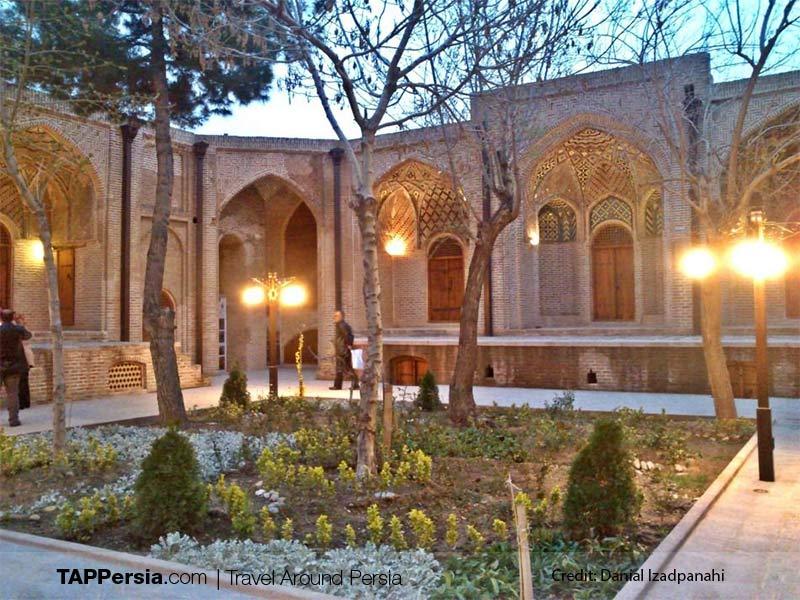 Sadiyeh-serai - Iran