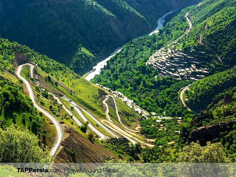 Uraman Takht  - Cycle in Iran