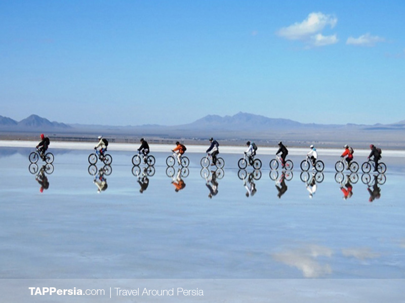 The Most Scenic Places to Cycle in Iran - Iran