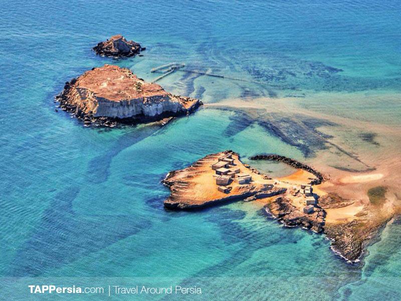 Naz Islands - Iran