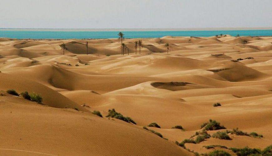 Darak Beach - Iran