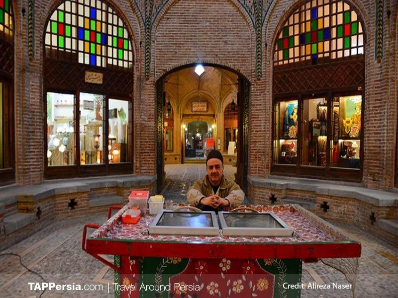 Sa'd al-Saltaneh Caravanserai - Iran