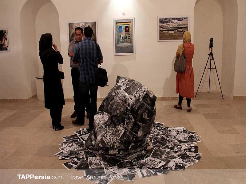 Sanati Contemporary Arts Museum - Iran