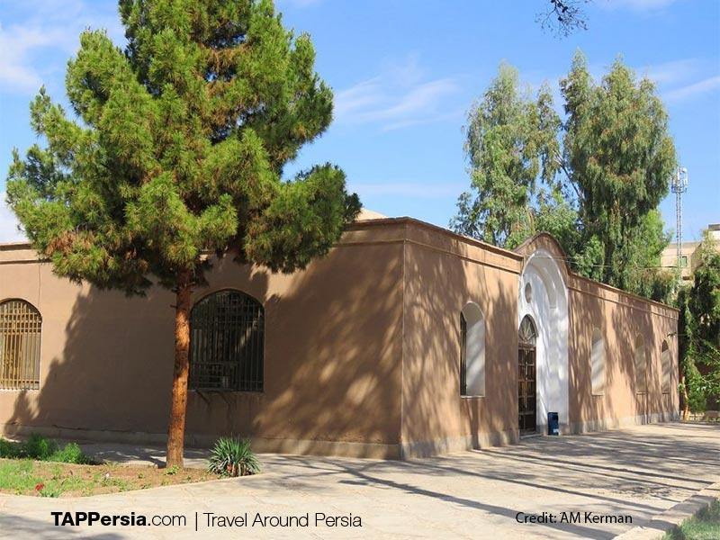 Harandy Garden Museum - Kerman - Iran