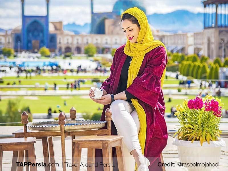 Women's Hijab - Iran