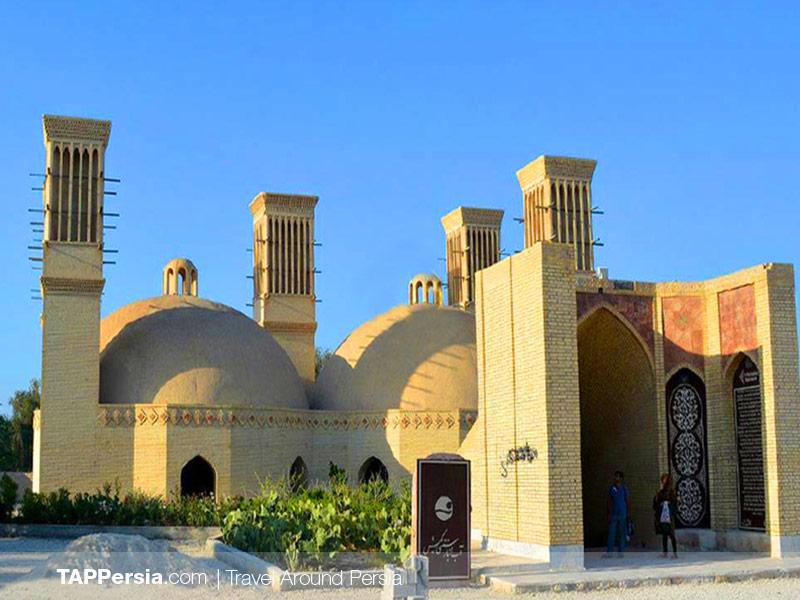 Kish raditional Cistern - Iran