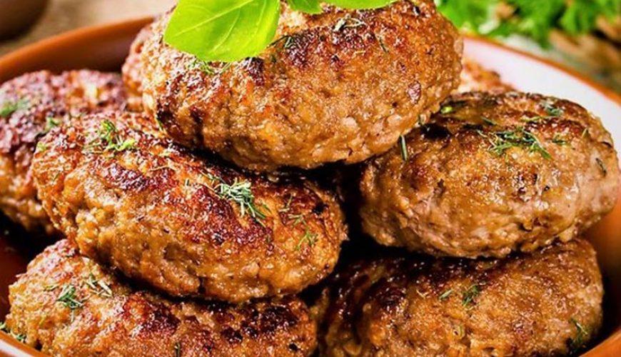 Shami Kebab - Iranian Food
