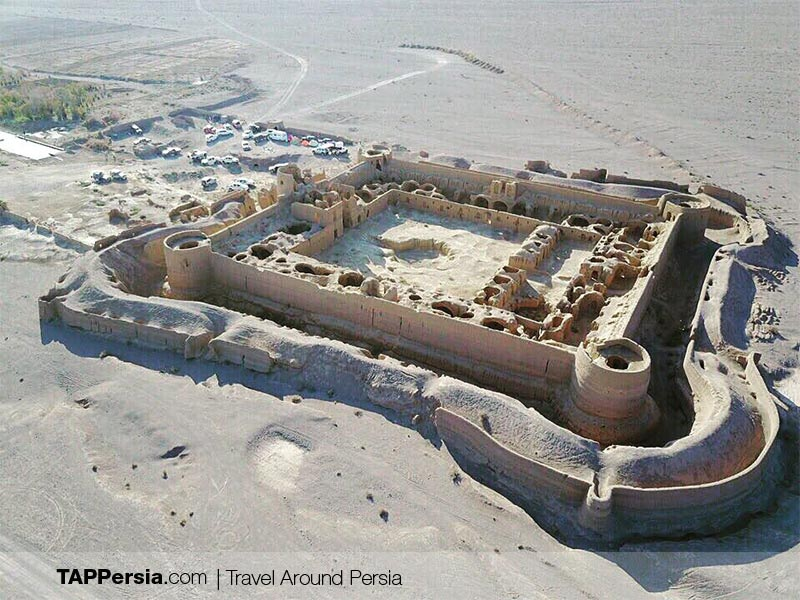 Epic Places in Iran - Karshâhi Fortress