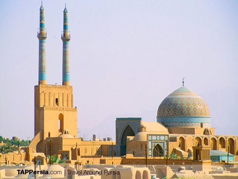 Yazd - Jame Mosque
