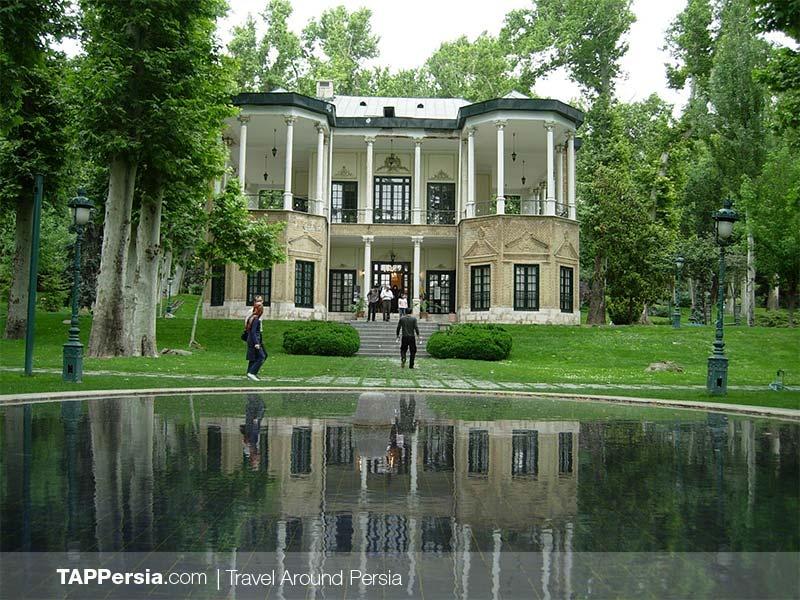 Niavaran Palace - Tehran - Iran