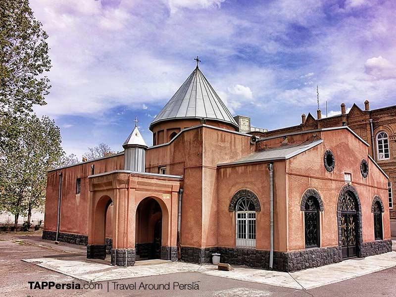Tabriz Catolic Church - Iran