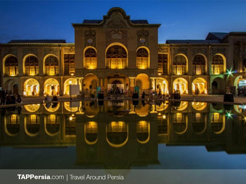 Masoudiyeh Mansion - Tehran - Iran
