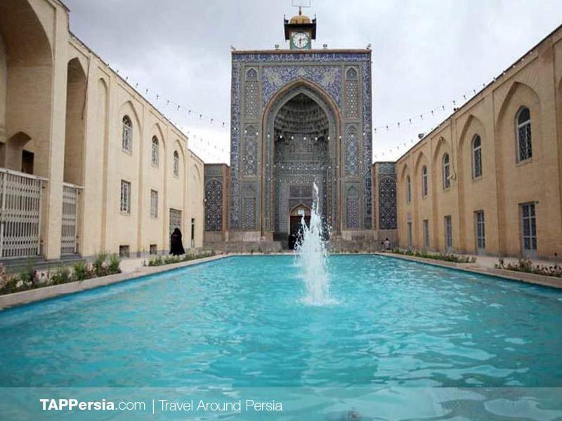 Jameh Mosque - Kerman - Iran