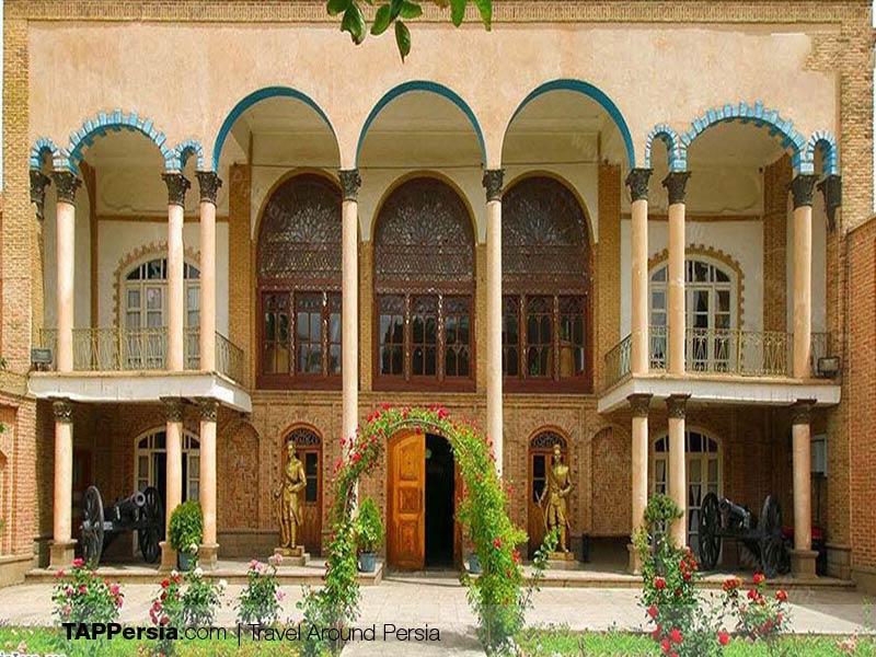 Constitution House - Tabriz - Iran
