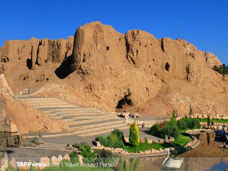 Qal'eh Dokhtar - Kerman - Iran