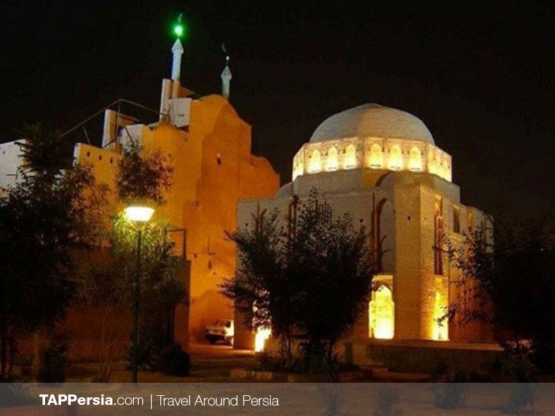 Yazdd - Davazdah Imam Shrine