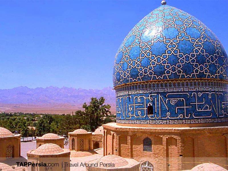 Shah Nematollah Vali Shrine - Kerman - Iran