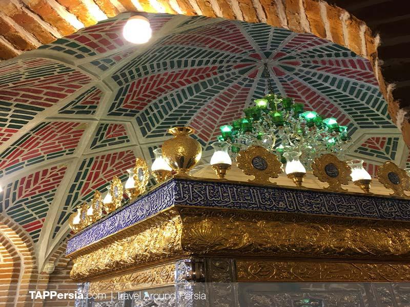 Seyyed Jamal Shrine - Tabriz - Iran