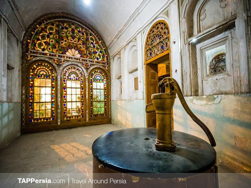 Yazd - Yazd Water Museum