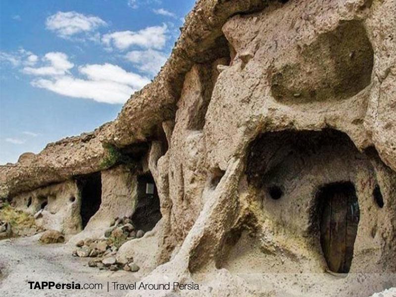 Meymand Rocky Village - Kerman - Iran