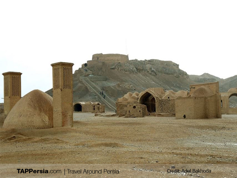 Yazd - Towers Of Silence