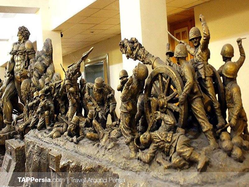 Azerbaijan Museum - Tabriz - Iran