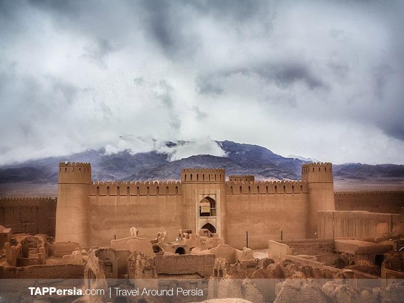Kerman Rayen Citadel - Iran