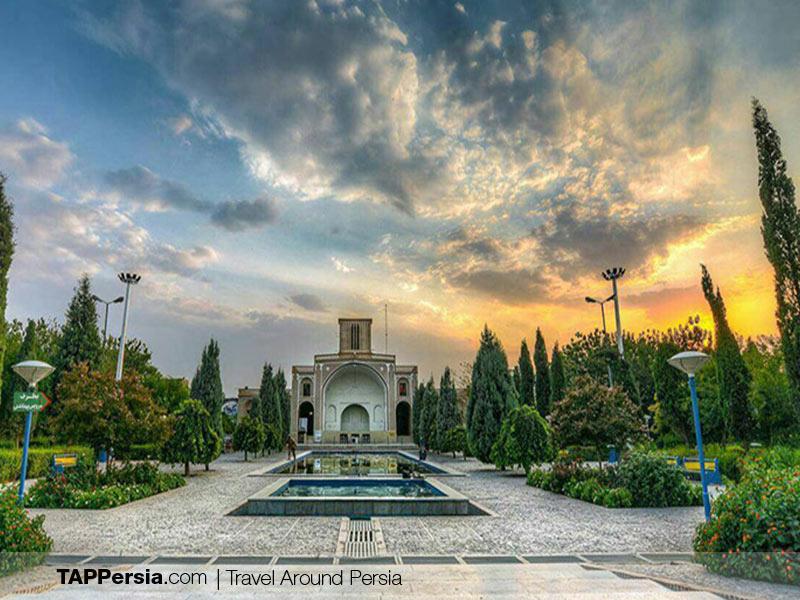 Yazd - Naaji Garden And Mansion