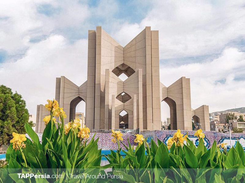 Maqbarat-o-Shoara - Tabriz - Iran