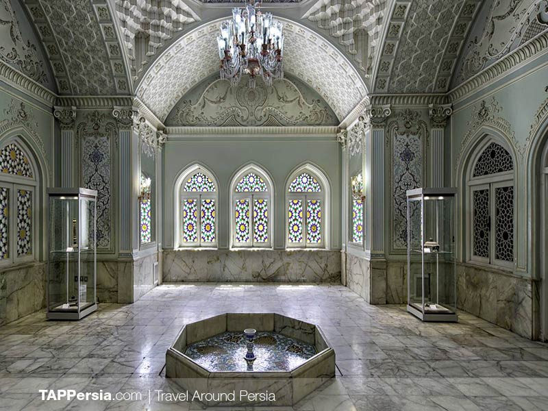 Yazd - Mirror Palace