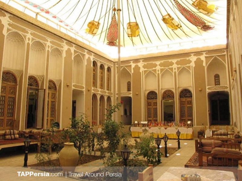 Yazd - Tehraniha House