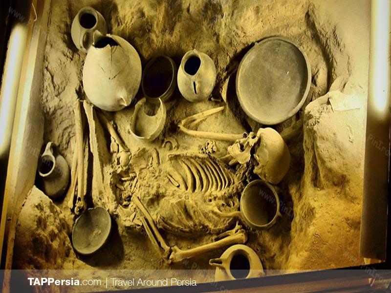 Tabriz Iron Age Museum - Iran
