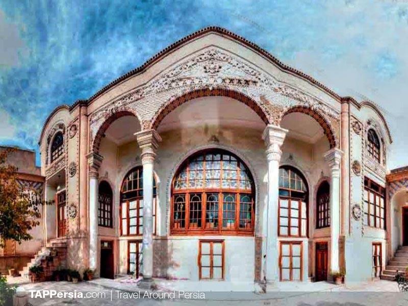 Tabriz Pottery Museum - Iran