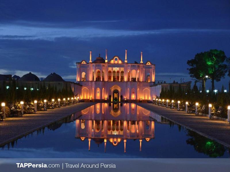 Fath Abad Garden - Kerman - Iran