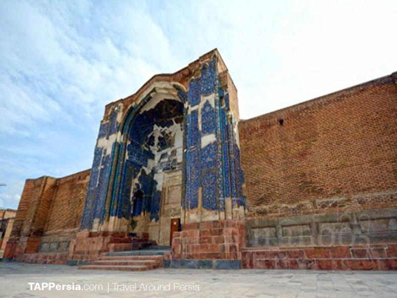 Blue Mosque - Tabriz - Iran