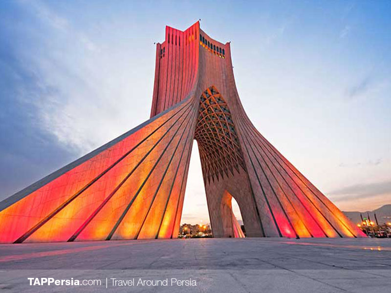 Azadi Square - Tehran - Iran