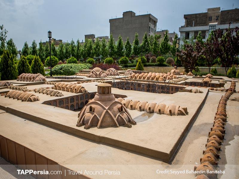 Tehran Miniature Garden - Iran