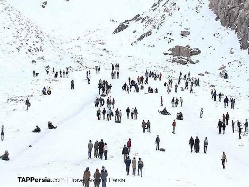 Sirch Ski Resort - Kerman - Iran