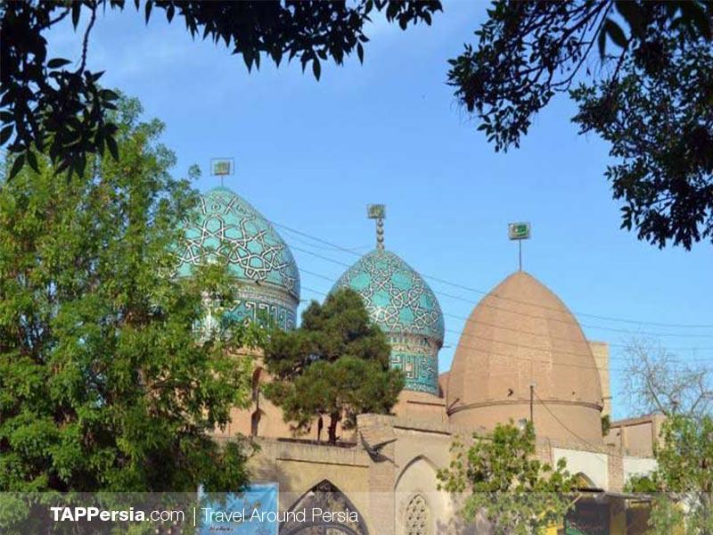 Moshtaghieh Dome - Kerman - Iran