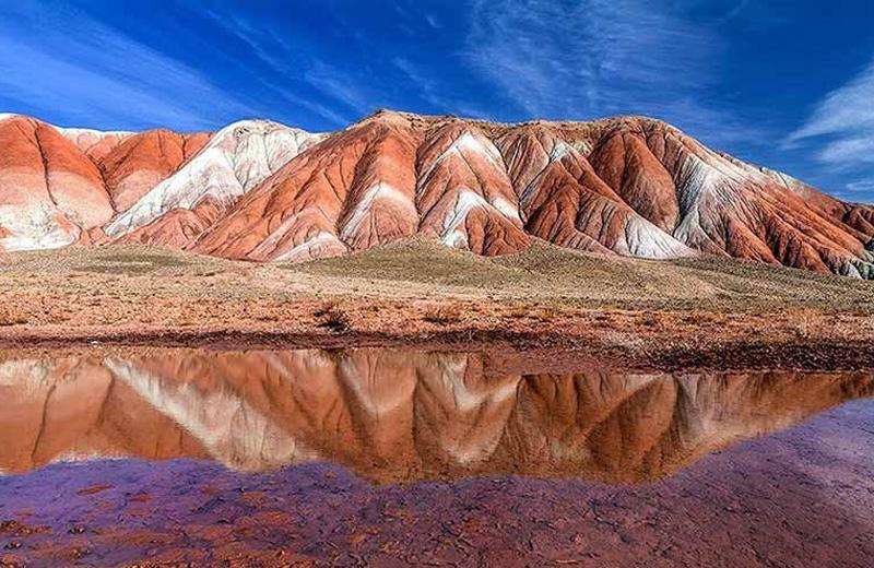 Rainbow Mountains - Tabriz - Iran