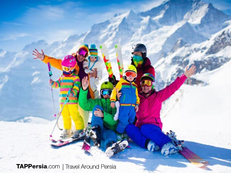 Darbandsar Ski Resort - Tehran - Iran