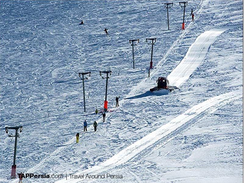 Sahand Ski Resort - Tabriz - Iran