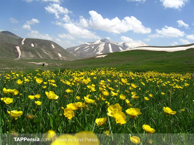 Sahand Mountain - Tabriz - Iran